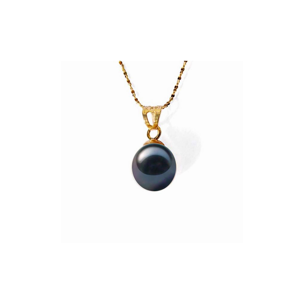 freshwater-pearl-pendant-and-14k-yellow-gold-mounting