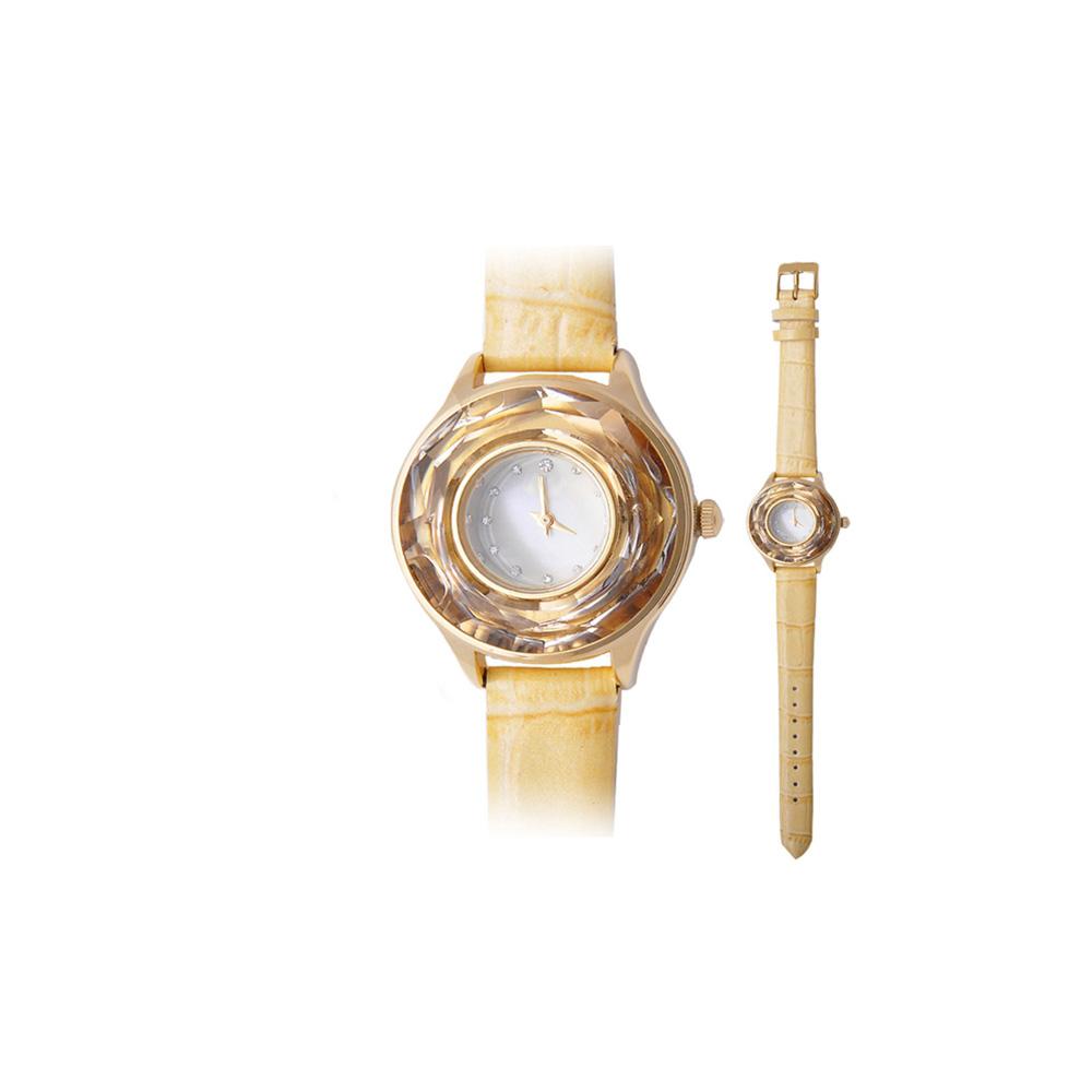 Keramik Uhr und weisse Swarovski Elements | 2444