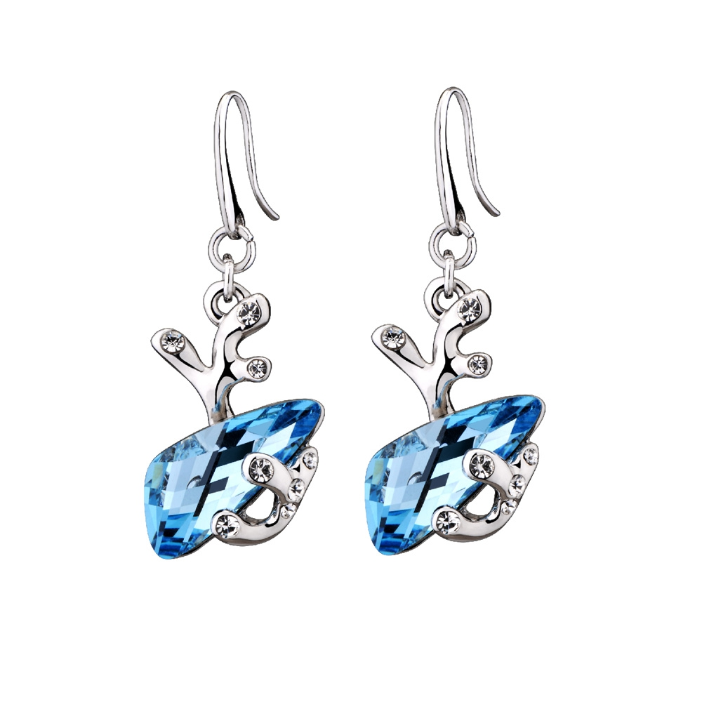 blue-swarovski-crystal-elements-earrings-and-rhodium-plated
