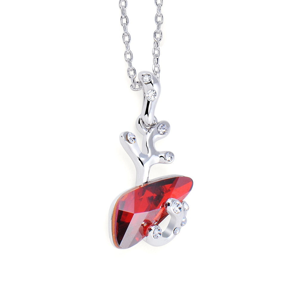 red-swarovski-crystal-elements-pendant-and-rhodium-plated