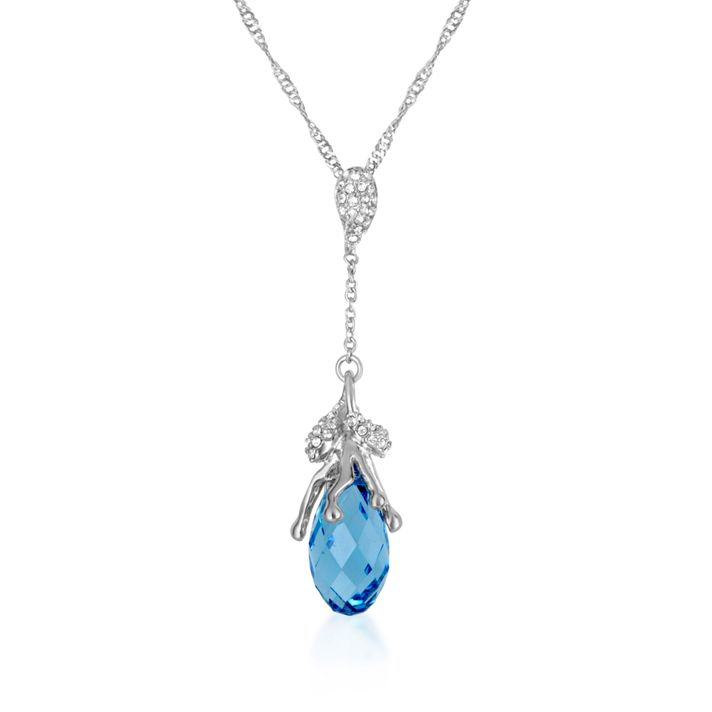 blue-swarovski-crystal-elements-necklace-and-rhodium-plated