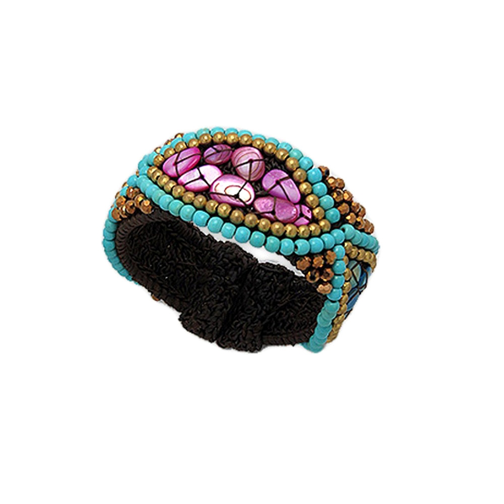 turquoise-pearl-and-mother-of-pearl-bracelet