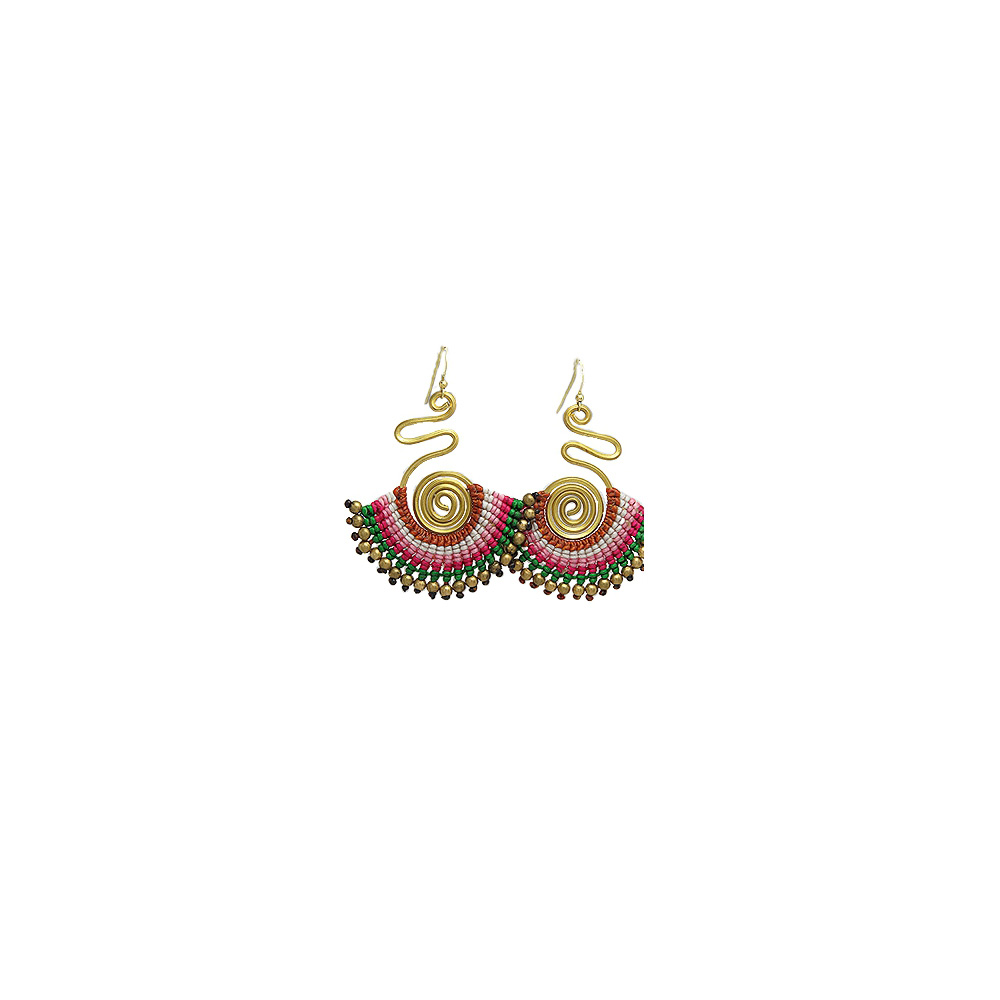 gold-pearl-and-gold-metal-spiral-earrings