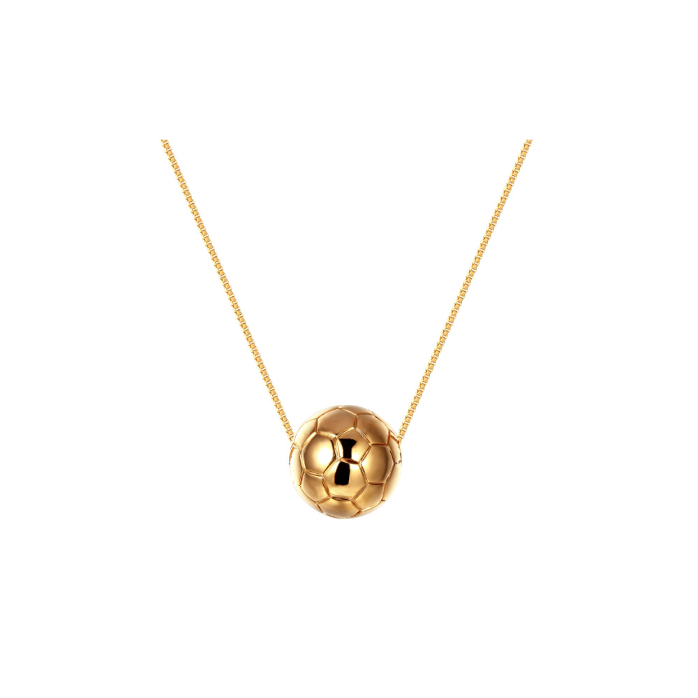 yellow-gold-plated-football-necklace
