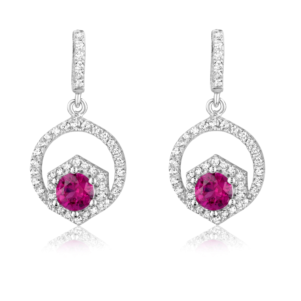 88-white-and-red-swarovski-crystal-zirconia-and-925-silver-earrings
