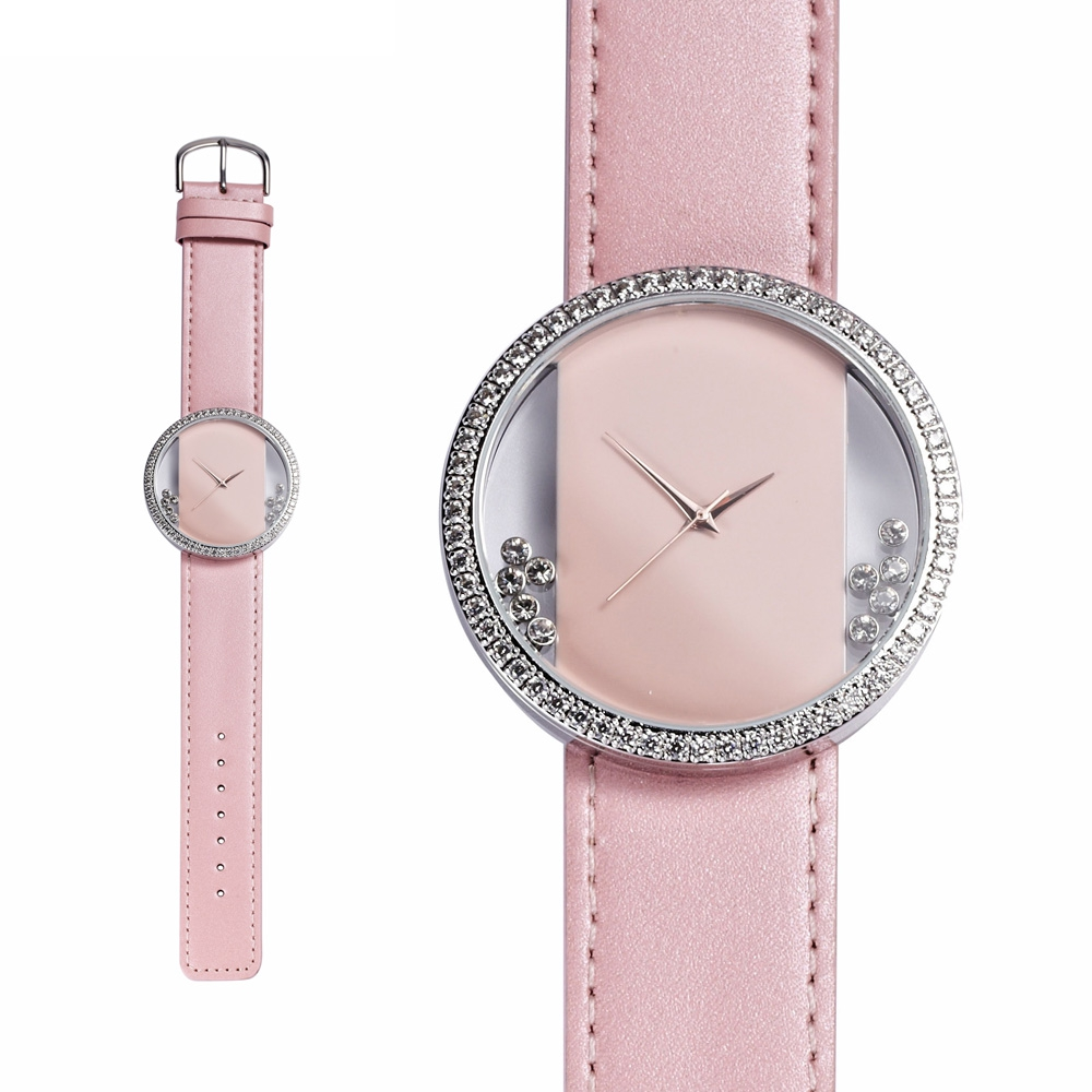 white-swarovski-crystal-elements-and-pink-leather-bracelet-watch