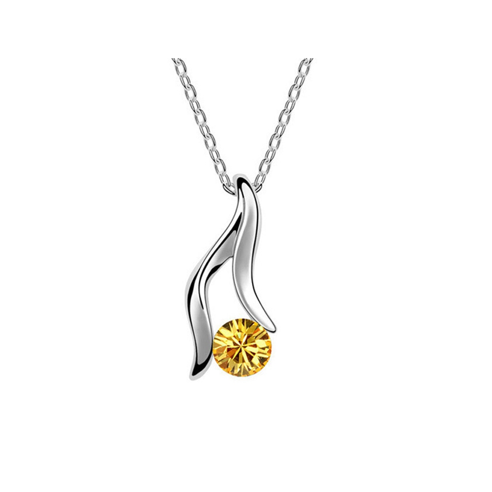 yellow-swarovski-crystal-element-pendant