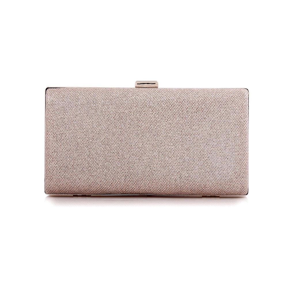Clutches für Frauen - Handtasche Abend Goldener Beutel  - Onlineshop Blue Pearls