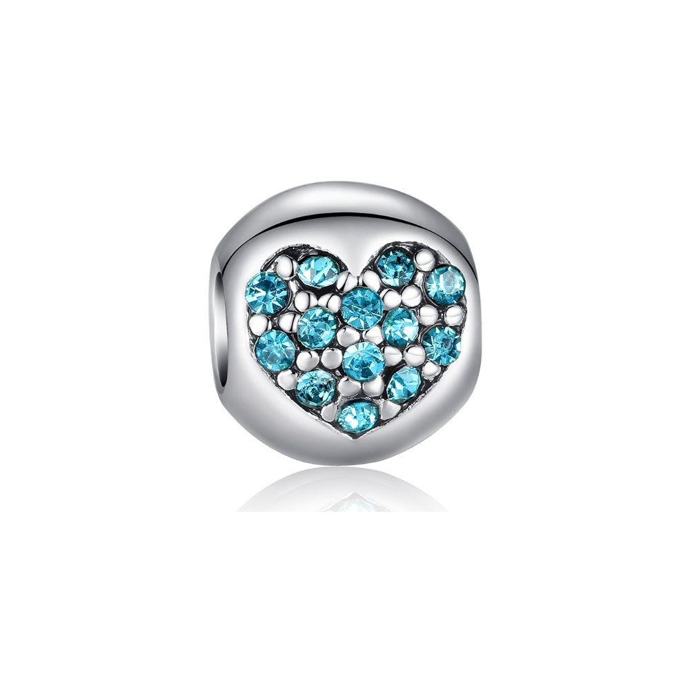 turquoise-crystal-heart-beads