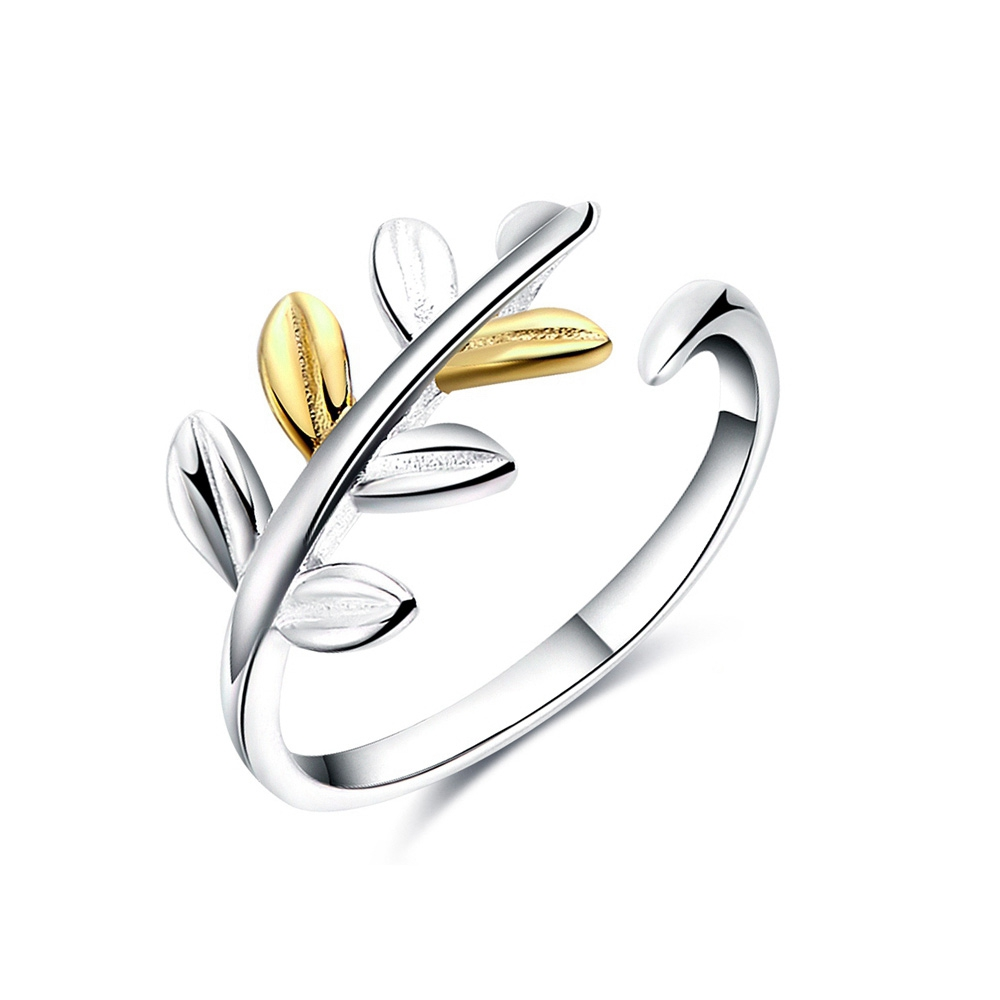 yellow-gold-plated-and-white-gold-plated-leaf-ring