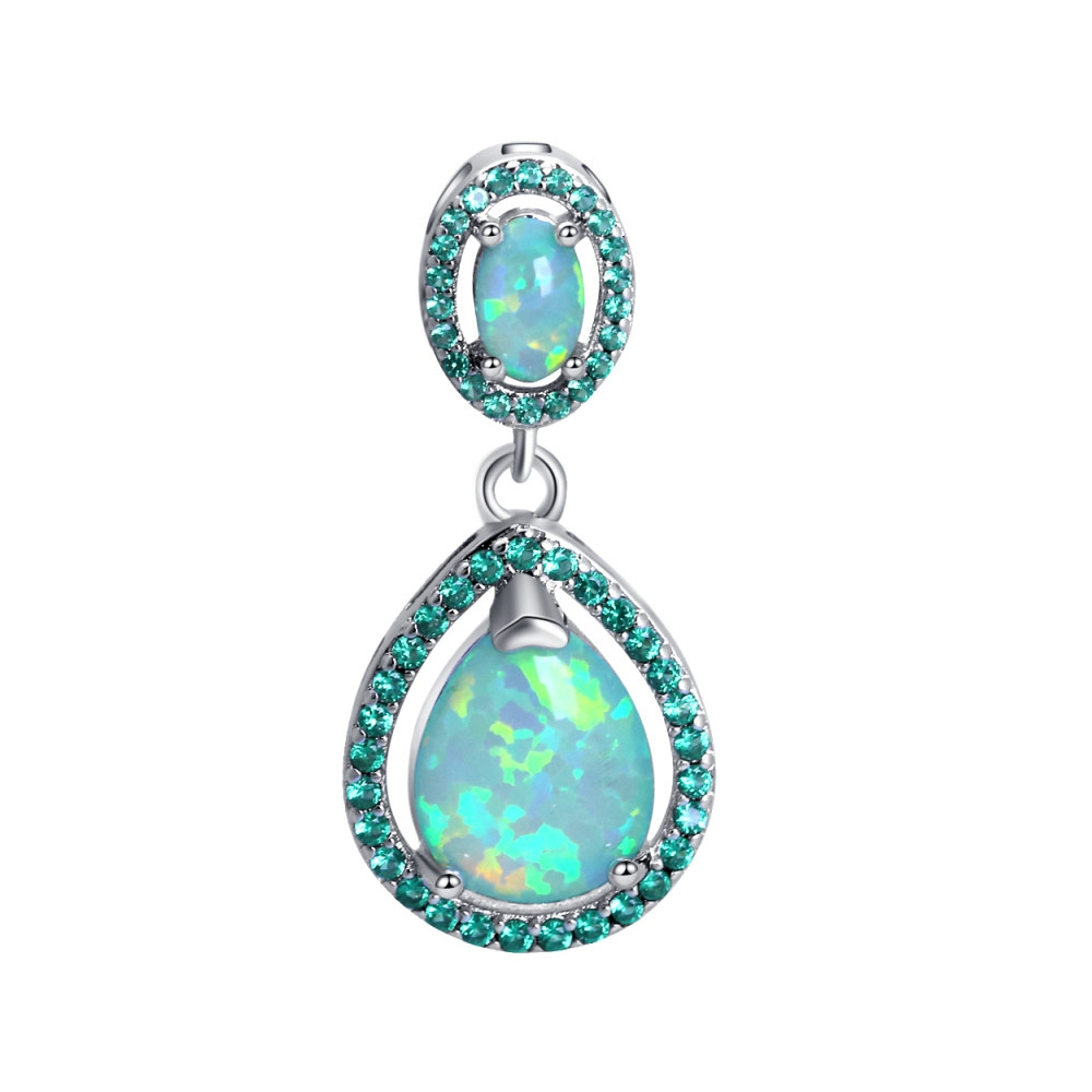 green-opal-and-crystal-pendant-and-silver-plated