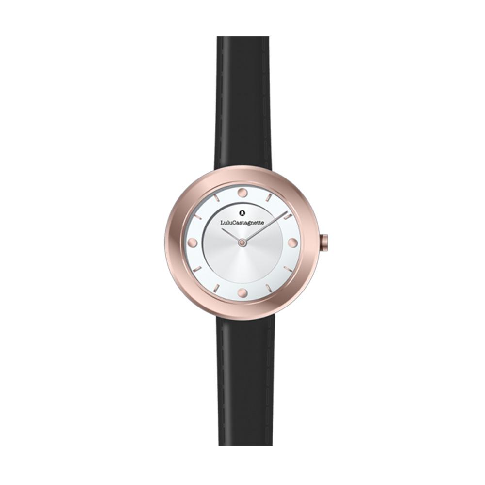 Uhren für Frauen - Uhr Analog mit Stoff Armband Lulu Castagnette  - Onlineshop Blue Pearls