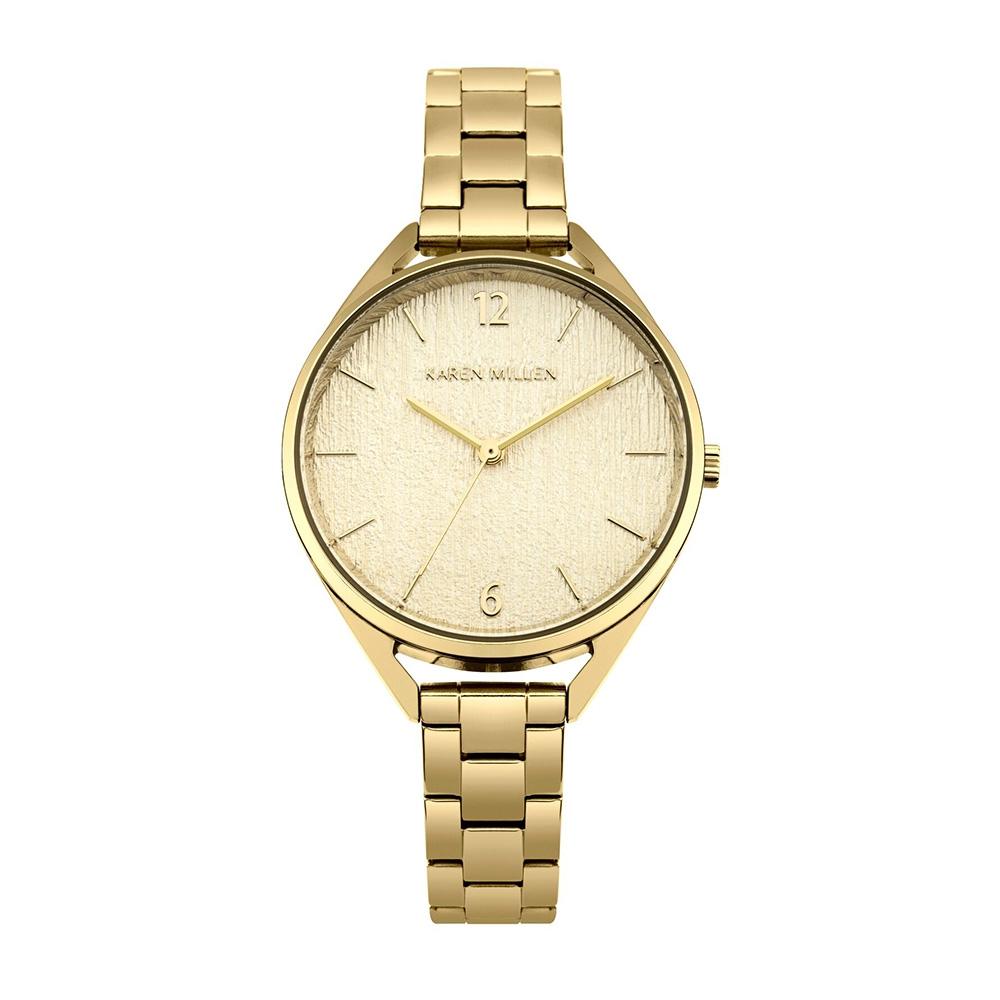watch-women-golden-metal