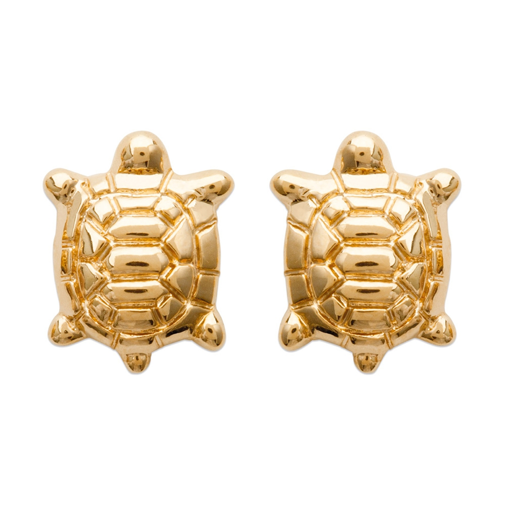 yellow-gold-plated-turtle-women-fancy-earrings