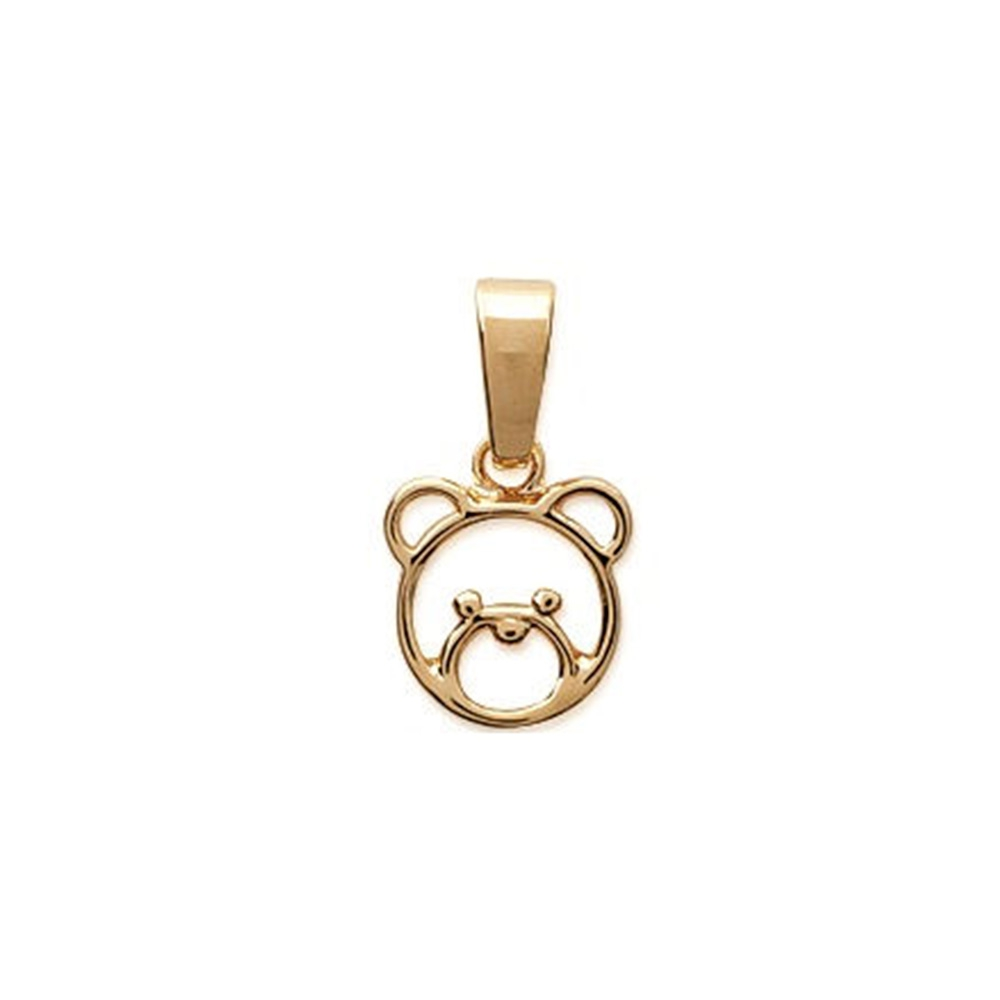 yellow-gold-plated-women-bear-pendant