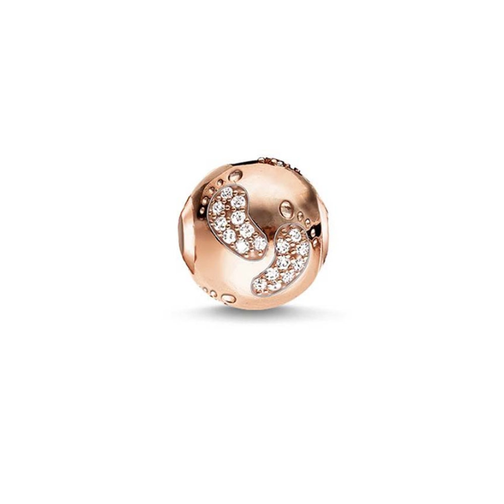 bead-charms-birth-small-feet-crystal-and-rose-gold-plated