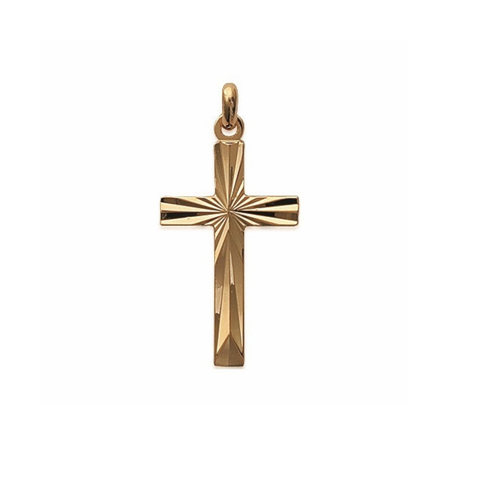 yellow-gold-plated-women-or-men-cross-pendant