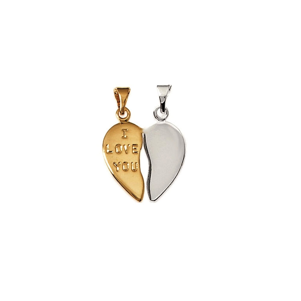 yellow-and-white-gold-plated-heart-couple-pendant