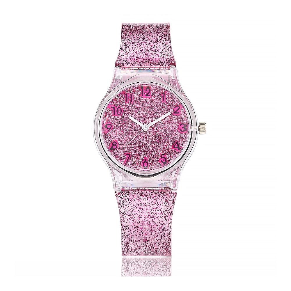 Uhren für Frauen - Uhr Analog mit Stoff Armband  - Onlineshop Blue Pearls