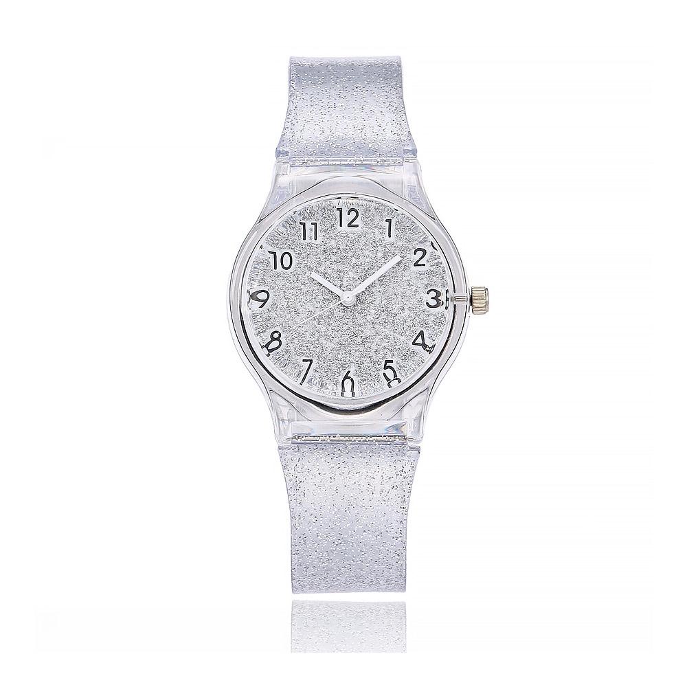 Uhren für Frauen - Damen Uhr Analog Quarz mit Stoff Armband  - Onlineshop Blue Pearls
