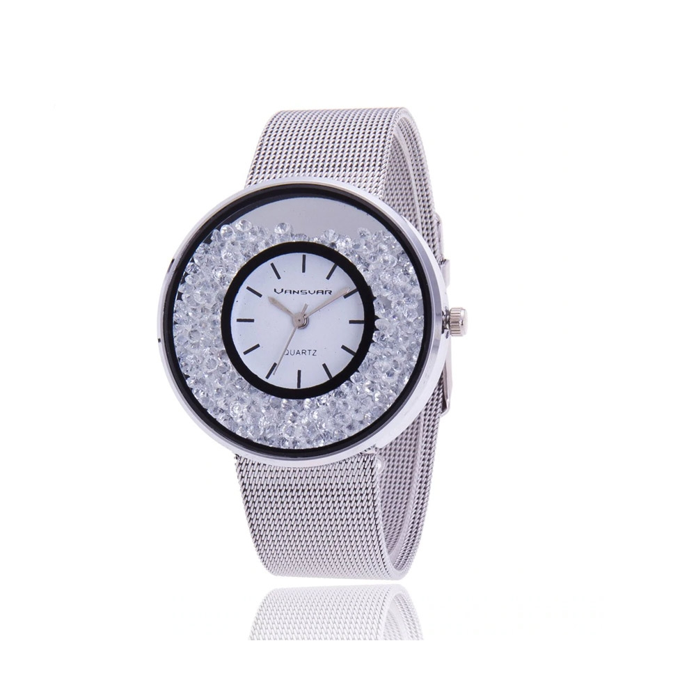 crystal-watch-and-stainless-steel-bracelet