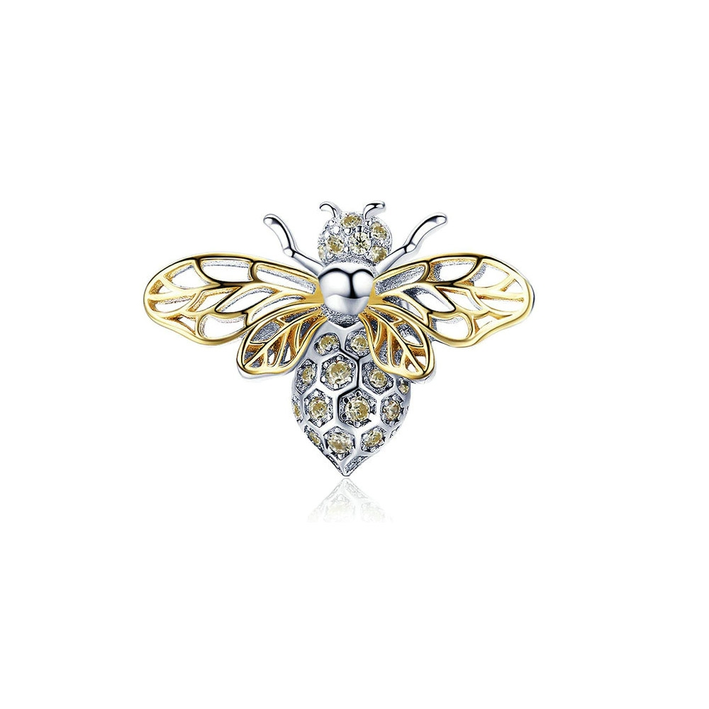 bee-bead-925-1000-silver-yellow-gold-plated-and-yellow-crystal